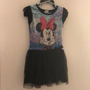 2/$5 or 3/$7 Disney Minnie Mouse tulle dress 5